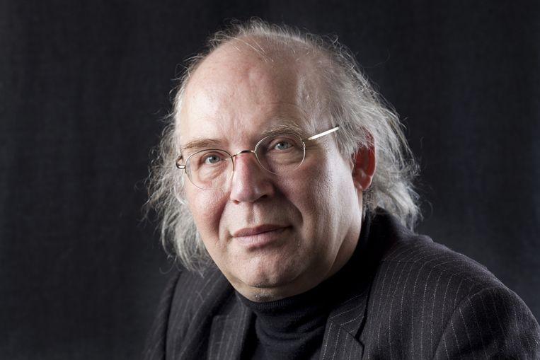 Dirk-Jan van Baar Beeld Rob Huibers