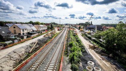 Infrabel stelt nieuwe einddatum voorop voor werken in Oostkampse stationsomgeving