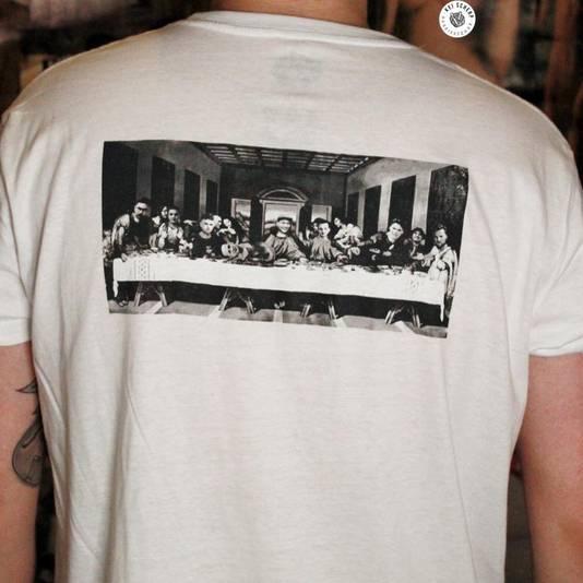 De shirts van Kei Scherp