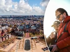 Daniël de Ruiter zit op de bank in Zeewolde, terwijl 200 miljoen mensen zijn werk zien: 'Wat een kick'
