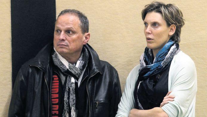 De in Spanje gedode Ingrid Visser en Lodewijk Severein. Het blijft een raadsel waarom ze zijn vermoord.