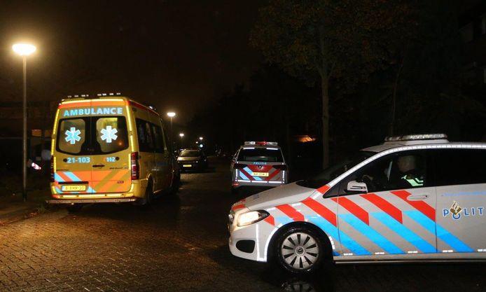 Schietincident in een woning aan de Vierde Rompert in Den Bosch.