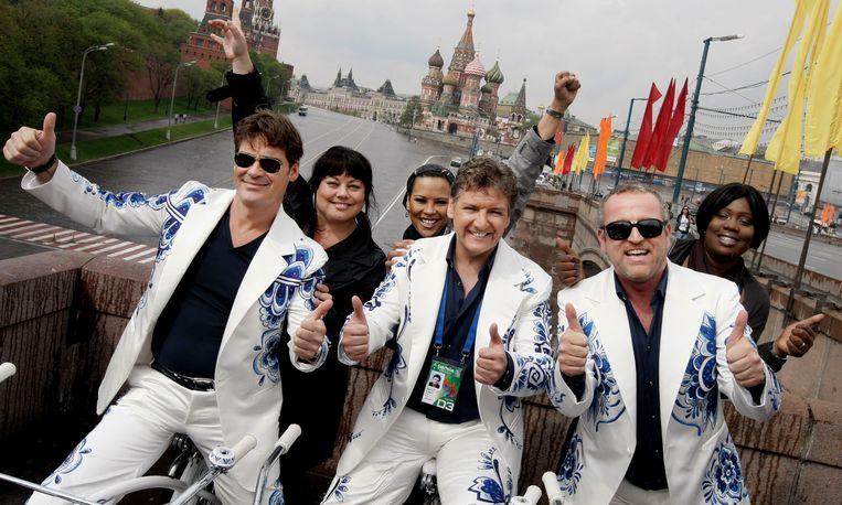 Toppers in aanloop deelname songfestival benaderd voor omkoping