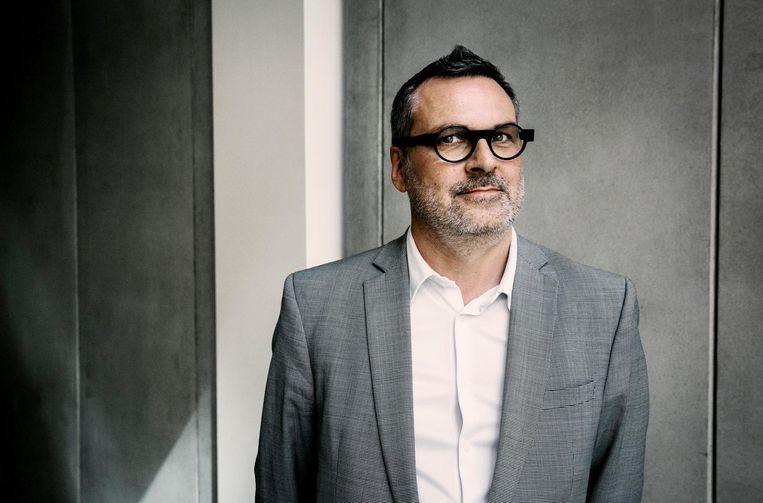 'Slimme mens, die Vlaams Bouwmeester. Maar van communicatiestrategie heeft Leo Van Broeck niet veel begrepen.' Beeld Tim Dirven