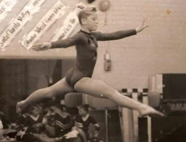 Dawson was als kind een getalenteerde gymnaste.