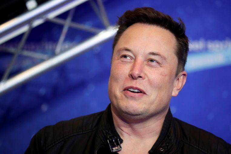 Elon Musk. Beeld AP