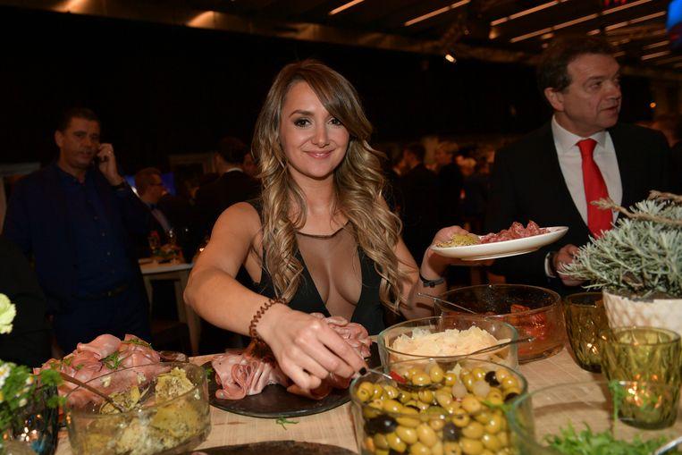 Sevgi Kankotan, de vriendin van Geoffry Hairemans.