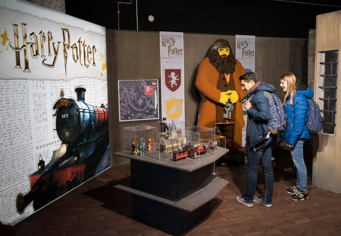 De nieuwe Harry Potter pop-up store opent haar deuren in het nieuwe deel van Hoog Catharijne