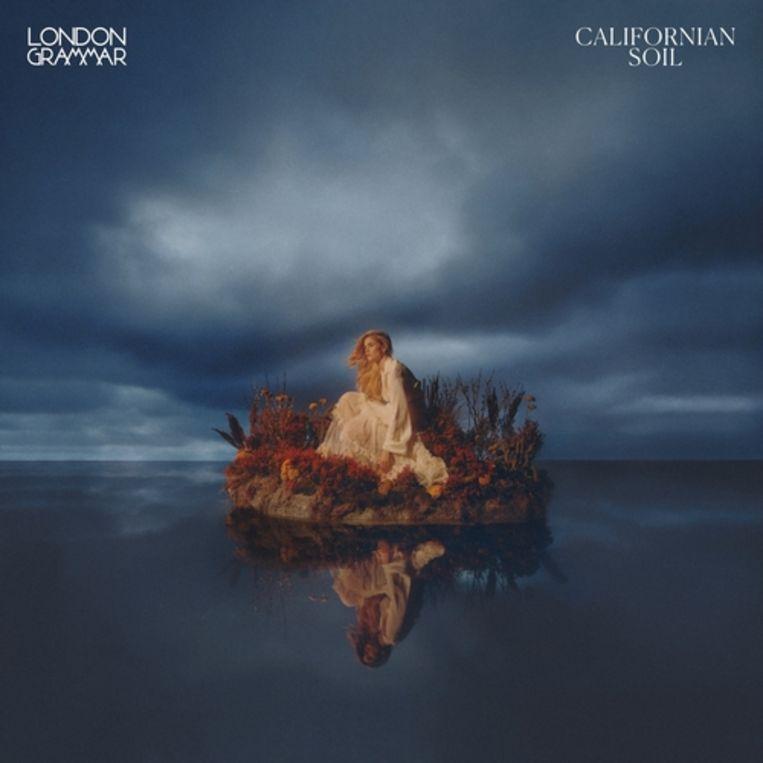 'Californian Soil', de nieuwe plaat van London Grammar. Beeld rv