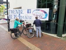 Twentse Fiets4daagse in Almelo is het domein van de grijze generatie: jonge gezinnen zie je niet meer