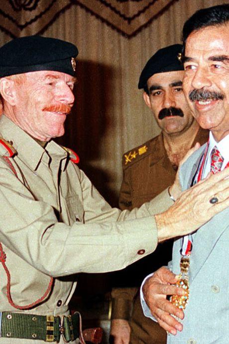 """Décès du bras droit de Saddam Hussein, alias le """"roi de trèfle"""""""