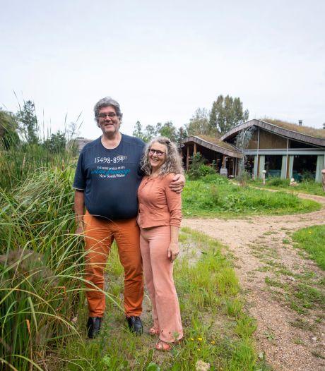 Het ecologische droomhuis van Rita en Paul in Holten: 'Meest duurzame huis van de regio'