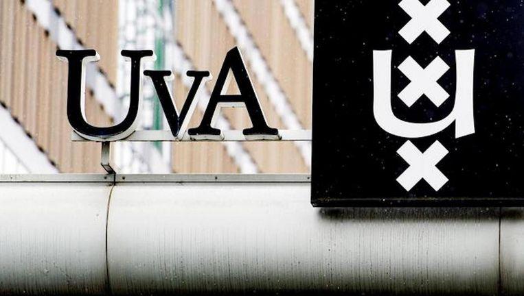 Maar liefst drie studierichtingen van de UvA scoren een dubbele min. Beeld ANP