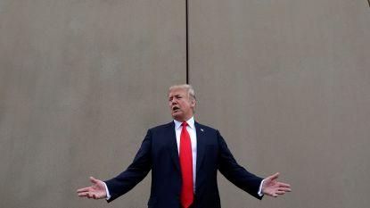 Trump haalt 3,6 miljard voor zijn muur uit Puerto Rico, scholen voor kinderen van militairen en vliegbasis in ons land