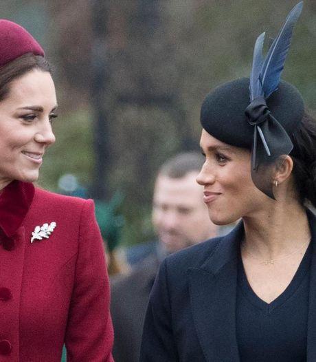 """""""Ça sent mauvais ici"""", le jour où Meghan Markle a outré Kate Middleton"""