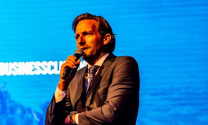 Edwin Peterman (48) vertrekt na twee jaar als commercieel directeur van PEC Zwolle. ,,Die beslissing voelt op dit moment voor mij als de enige juiste.