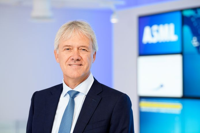 Peter Wennink, CEO, ASML