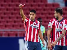 L'Atletico cartonne, un doublé d'entrée pour Luis Suarez