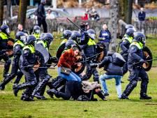 Politieoptreden Malieveld roept vragen op: 'Als ik de beelden zie, kan dit niet de bedoeling zijn'