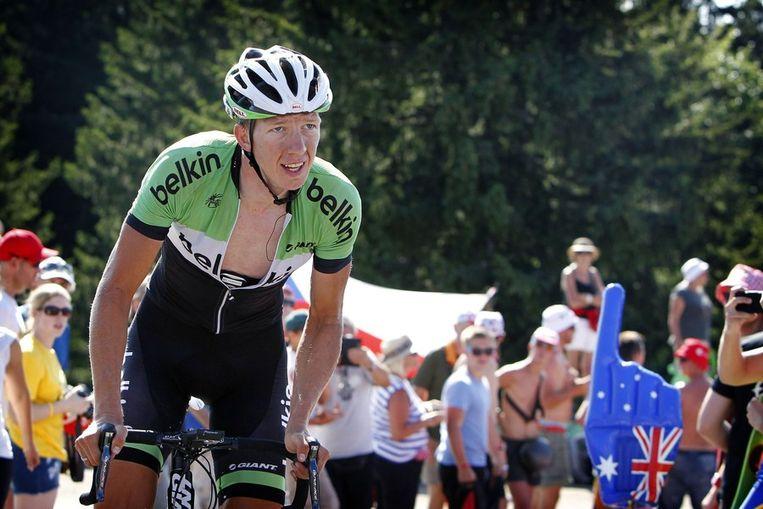 Ook Sep Vanmarcke is van de partij Beeld PHOTO_NEWS