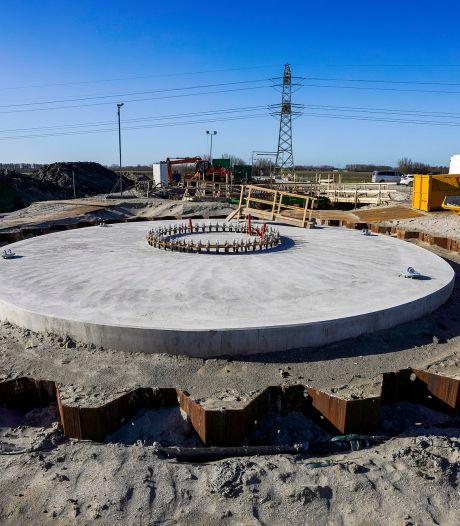 Switch na bouwvak 'vol gas' om vertraging in bouw 380kV-lijn in te lopen