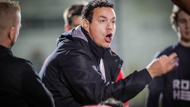 """Trainer Kristof Meykens (Herk FC) mikt op een plaats in de top vijf: """"Jongeren kansen geven om zich voort te ontplooien"""""""