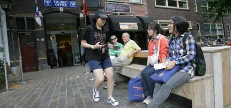 Ook FC Utrecht-merchandise te koop bij VVV Domplein