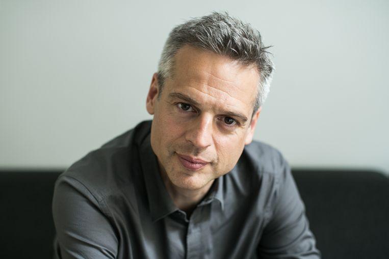 Bogdan Vanden Berghe. Beeld rv