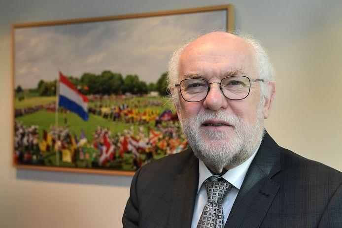 Karel van Soest is 25 jaar burgemeester