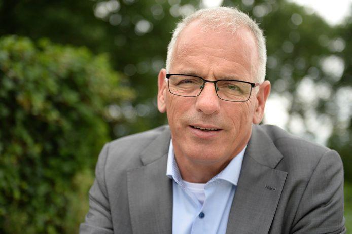 """Wethouder Jan Martin van Rees: """"Meer focus met grotere organisatie."""""""