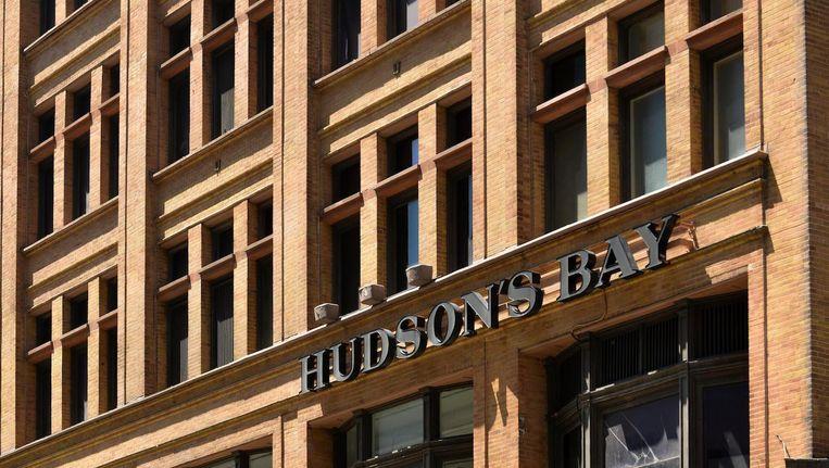 Hudson's Bay wil in totaal 20 winkels vestigen in Nederland en is nu op de helft Beeld anp