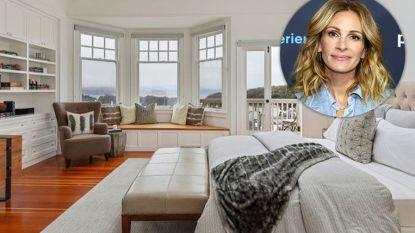 BINNENKIJKEN. Julia Roberts investeert in villa met zicht op Golden Gate-brug