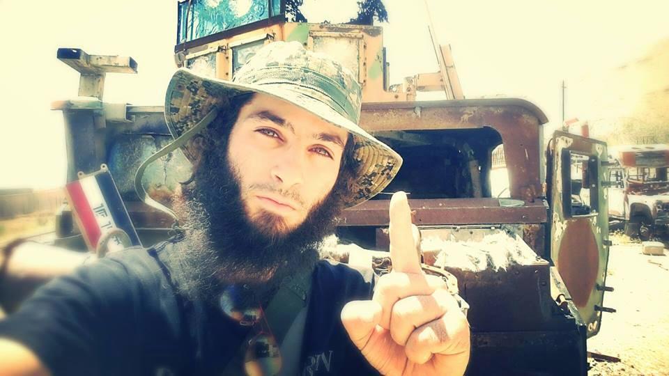Tarik Jadaoun (28) uit Verviers zou gedood zijn in de laatste dagen van de slag om Mosoel.