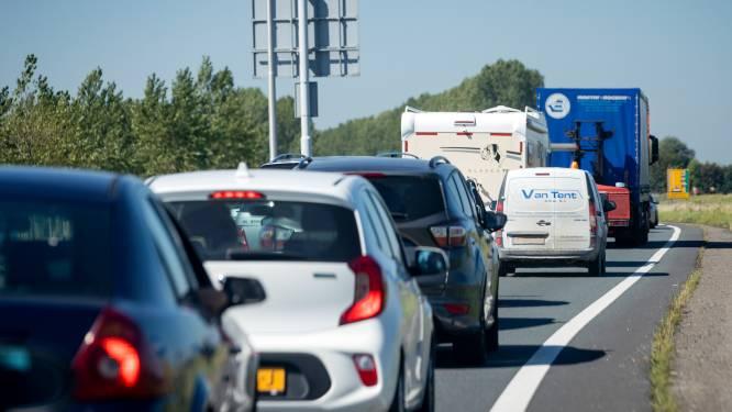 Twee rijstroken op A50 tussen Zwolle en Apeldoorn weer vrij na ongeluk