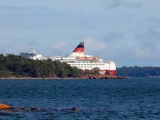 Un ferry finlandais transportant 280 personnes s'échoue en mer Baltique