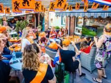 Wielwijk kijkt buiten naar eerste wedstrijd van het Nederlands elftal