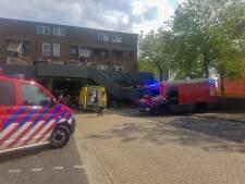 Zwaargewonde na val van zeker 8 meter in Lelystad; traumahelikopter brengt slachtoffer naar Amsterdam
