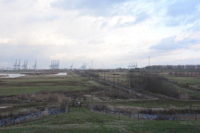 De werken in Prosperpolder werden reeds in 2015 voltooid.