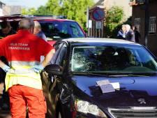 Wielrenner gewond door ongeluk met auto op de grens bij Baarle-Nassau