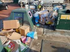 'Zet werklozen in om het afvalprobleem op te lossen in de stad en in het Westland'