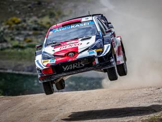 Elfyn Evans pakt zege in Rally van Portugal
