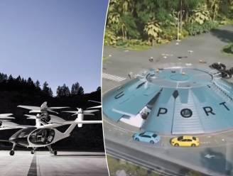 Vliegende taxi nemen? Uber en Boeing slaan handen in elkaar en willen binnen de 3 jaar vliegend stadsvervoer