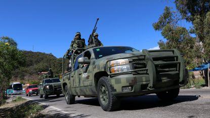 Militairen schieten 7 brandstofdieven dood in Mexico