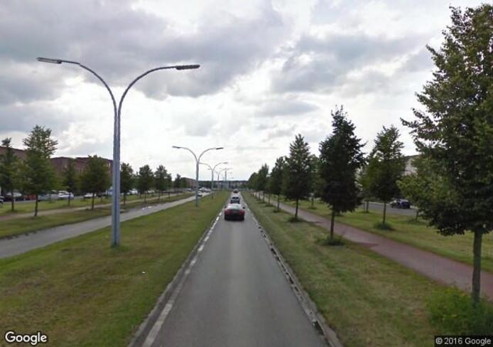 De Mastenbroekerallee tussen de Werkerlaan en de Klokkengieterlaan in Zwolle krijgt nieuw asfalt