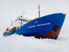 Navire piégé dans Antarctique: l'attente se poursuit pour les passagers