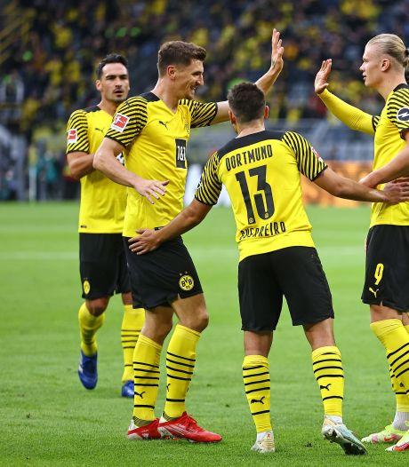 Le top/flop des Diables: la belle semaine de Meunier, première accroche pour les Belges de Wolfsburg