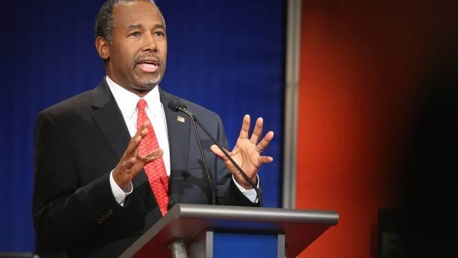 Presidentskandidaat Ben Carson schort campagne op na dood medewerker