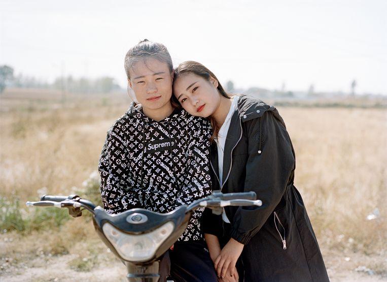 Uit 'Watering My Horse' (2020), uitgegeven door The Eriskay Connection.   Beeld Xiaoxiao Xu