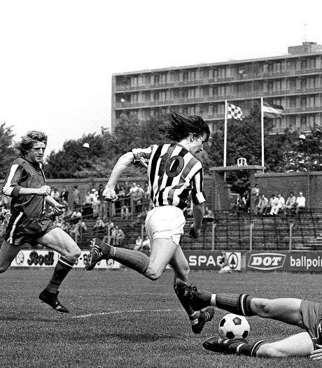 Verslaggever Antoon van Hest volgde Willem II tijdens de grijze jaren zeventig: 'Ze wonnen nooit een uitwedstrijd'