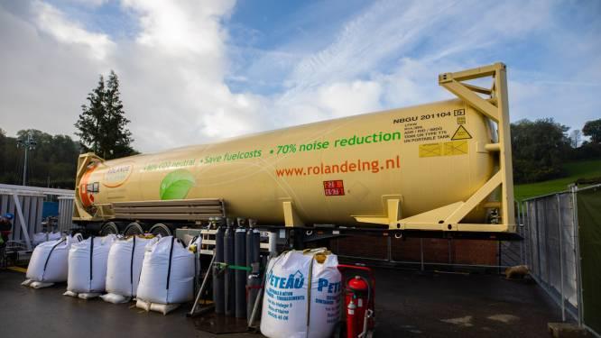 Les habitants d'Olne et Nessonvaux bientôt raccordés au gaz grâce au GNL